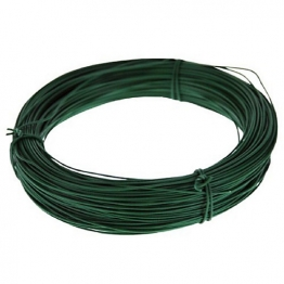 Green Plastic Coated Line Wire 3.15mm 75m