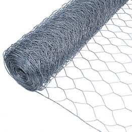 Galvanised Wire Netting 50 X 900mm 19g 25m Roll