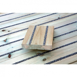 Antislip Smooth Treated Timber Decking - 38mm X 150mm