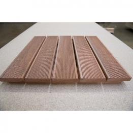 Fsc Hardwood Decking 28mm X 145mm (grooved 1 Side)