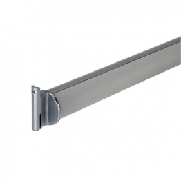 Richard Burbidge Ld500 Aluminium Rail With Brackets 46d X 1800mm