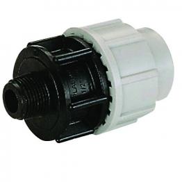 Plasson Threaded Male Adaptor 20mm X 1/2in