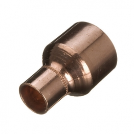 Fitting Reducer End Feed 15mm X 8mm
