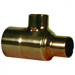 End Feed One End Branch Reducer 35mm X 28mm X 28mm