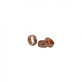 4trade Copper Olives Pack 10 15mm