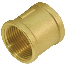 Brass Socket 1/2in With British Standard Pipe Threads