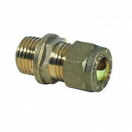 Coupling Compression Ml 22mm X 3/4in