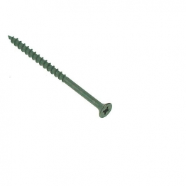 4trade Collated Decking Screw 4 X 65mm Brown Tub 1000