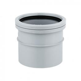 Osmasoil 4s124g 110mm Ring-seal/solvent Weld Single Socket Grey