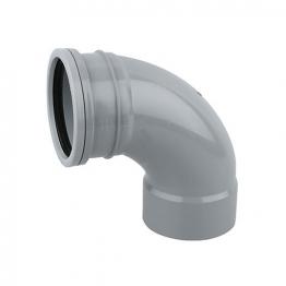 Soil 4s361g 110mm Ring-seal/solven Weld Bend 90