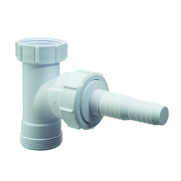 Mcalpine V33l Male & Female Tee Piece With Nozzle 19 X 38 X 38mm