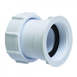 Mcalpine Multifit S29 Straight Female Connector 32mm