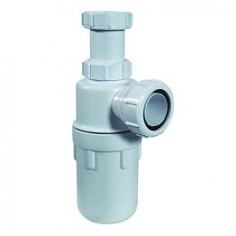 Mcalpine C10 Adjustable Inlet Bottle Trap 38mm