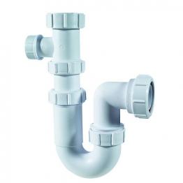 Mcalpine Asc10-sp Tubular Swivel Sink Trap 38mm