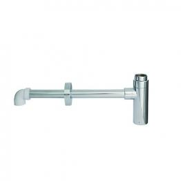 Mcalpine Ca32uk-cb Chrome Cylindrical Basin Trap 32mm