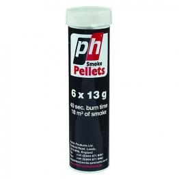 Ph Smoke Pellets 13g Tube Of 6