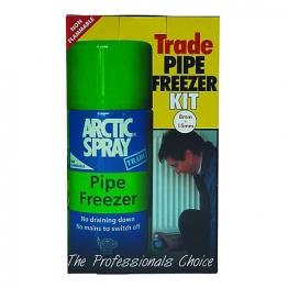 Arctic Spray Trade Pipe Freezer Kit