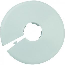 Talon Pipe Collars White 22mm (pk Of 10)