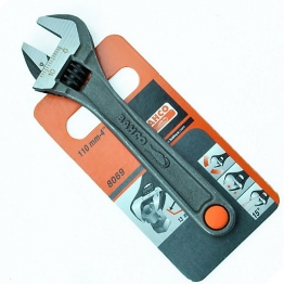 Bahco Bah8069 Adjustable Wrench 4in