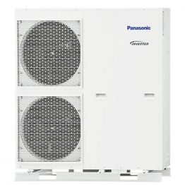Panasonic Whmdf16c6e5 Aquarea Heat/cool Monobloc Single Phase 16kw
