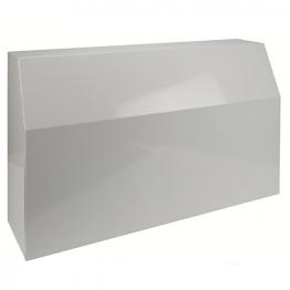 Hep2o Underfloor Heating 69uh018 Manifold Cover Upto 8 Ports 850mm X 500mm X 220mm
