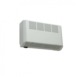 Smiths Ecovector Hl 1000 High Level Wall Mounted Fan Convector White