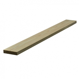 Redwood Planed Timber Standard 25mm X 100mm Finished Size 20.5mm X 94mm