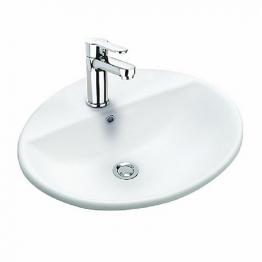 E100 Vanity Basin 550 1tap Holewb E14561wh
