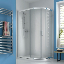 Iflo Ravana Offset Quadrant Shower Enclosure 1200mm X 800mm