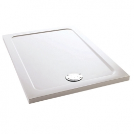 Mira Flight Low 1200 X 760 Low Level (40mm) Tray 0 Ups White