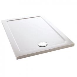 Mira Flight Low 1200 X 760 Low Level (40mm) Tray 0 Ups White