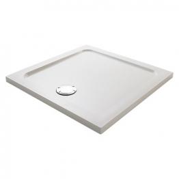 Mira Flight Low 900 X 900 Low Level (40mm) Tray 0 Ups White