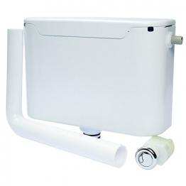 Miniflo Concealed Cistern Bottom Entry