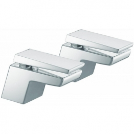 Bristan Fortana Bath Taps Chrome