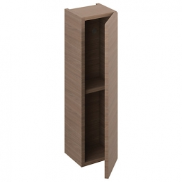 Iflo Aliano Wall Unit Walnut Including 1 Door 200mm X 190mm