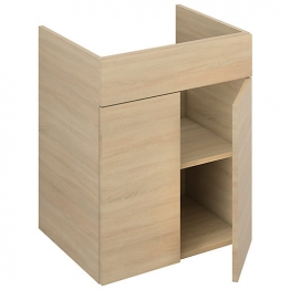 Iflo Aliano Wall Unit Oak 600mm X 480mm