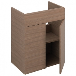 Iflo Aliano Wall Unit Walnut 600mm X 380mm