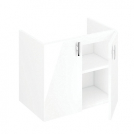 Iflo Trapini Wall Hung Cabinet White 600mm X 350mm