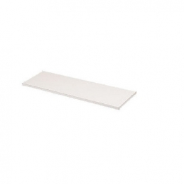 Plastic Laminated Chipboard Shelving White 15 X 2440 X 915mm