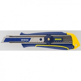 Irwin Standard 18mm Snap-off Knife With Screw 10508135