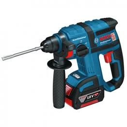 Bosch Gbh18 18v Cordless Sds Brushless Combi Hammer Drill 1 X 4.0ah Li-ion Battery 611904072