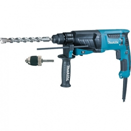Makita 110v Corded Sds-plus 3 Mode Rotary Hammer Drill Interchangeable Chuck Hr2630x7