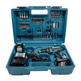 Makita Cxt 10.8v Cordless Combi Drill 2 X 2.0ah Li-ion Batteries Hp331dwax1