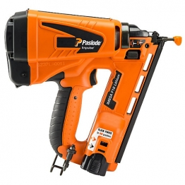 Paslode 209275 Im65a Li-ion Gas Powered Cordless Angled Brad Nail Gun