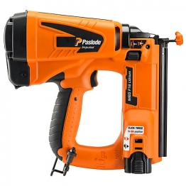 Paslode Im65 Li-ion Gas Powered Cordless Straight Brad Nail Gun 013323