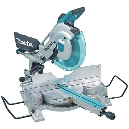 Makita 110v Corded 305mm Double-bevel Sliding Compound Mitre Saw Ls1216/1
