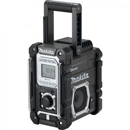 Makita Lxt/cxt Job Site Radio With Bluetooth Black Dmr108b