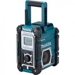 Makita Lxt/cxt Job Site Radio With Bluetooth Blue Dmr108