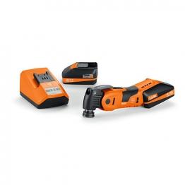 Fein Brushless Supercut Multi Tool 18v 2.5ah Afsc 18 Qcsl