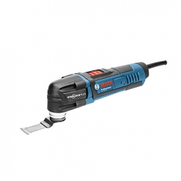 Bosch 300w Multi-cutter With 20 Accessories In L-boxx Gop 30-28 230v